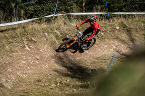 Photo of Matt BAYLISS at Ae Forest