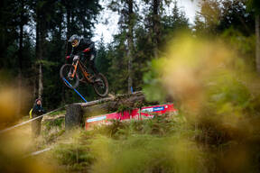 Photo of Finlay GRAY at Ae Forest
