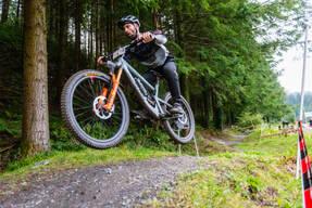 Photo of Ben GOULDING (mas) at Gwydir Mawr