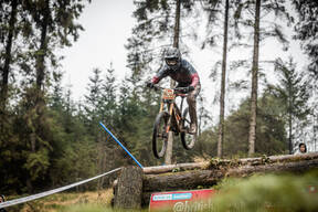 Photo of Dennis LUFFMAN at Ae Forest