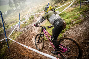 Photo of Abbie SLOAN at Ae Forest