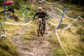 Photo of Ben GILLETT at Ae Forest