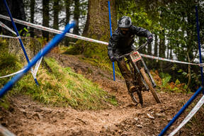 Photo of Nathan ROBERTSON at Ae Forest