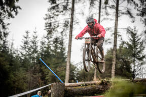 Photo of Harry FIRTH (sen) at Ae Forest