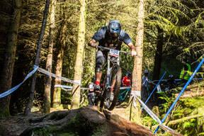 Photo of Matt SINCLAIR (mas) at Ae Forest