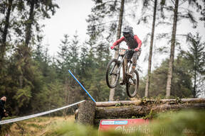 Photo of Alfie HEMING at Ae Forest