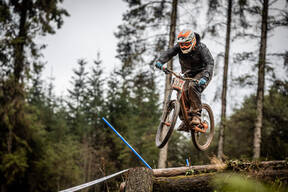 Photo of Alex MAGEE at Ae Forest