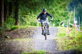 Photo of Nick WALSH at Gwydir Mawr