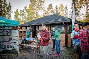 Photo of Jeffrey WOODGATE at Moose Mountain