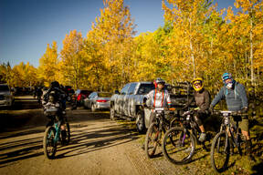 Photo of Multiple riders at Moose Mountain