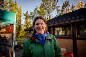 Photo of Laura MISLAN at Moose Mountain