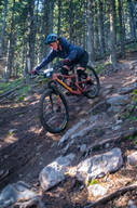 Photo of Sally STANIER at Moose Mountain