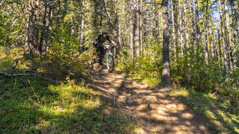Photo of Andrew LUNT at Moose Mountain