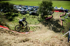 Photo of Louie PARTRIDGE at Ae Forest