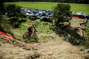 Photo of Reece WILSON at Ae Forest