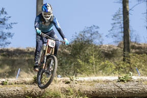 Photo of Morgan TYRRELL (jun) at Ae Forest