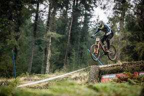 Photo of Jay WILLIAMSON at Ae Forest
