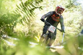 Photo of Sam JOHNSTON (jun) at Ae Forest
