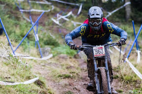 Photo of James MCCARTHY (dh) at Ae Forest