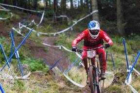 Photo of Oliver MORRIS at Ae Forest