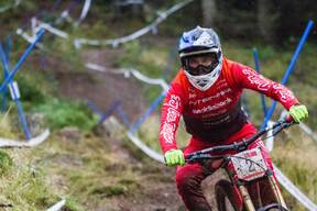 Photo of Joe BREEDEN at Ae Forest