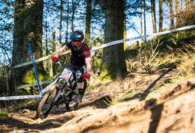 Photo of Euan THOMSON (exp) at Ae Forest