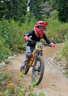 Photo of Emilie SIMEUR at Stevens Pass
