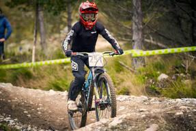 Photo of Stan NISBET at Glencoe