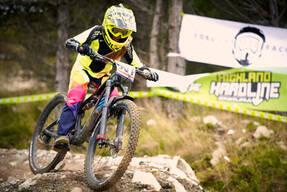 Photo of Katie MELVILLE at Glencoe
