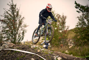 Photo of Cameron DALZIEL at Glencoe