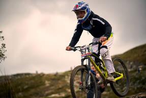 Photo of Oliver MORGAN (2) at Glencoe