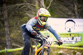 Photo of Cameron RAVENHILL at Glencoe