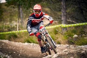 Photo of Nathan DOWIE at Glencoe