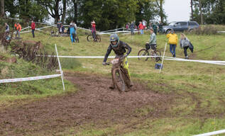 Photo of Teddy POULETT at Redhill