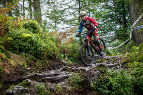 Photo of Daniel ROBERTSON (jun) at Grizedale Forest