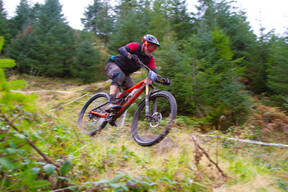Photo of Jez HOGGARTH at Grizedale Forest