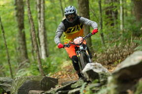 Photo of Andy PARKMAN at Thunder Mountain, MA