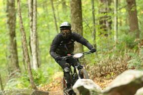 Photo of Matt HARTMAN (east) at Thunder Mountain