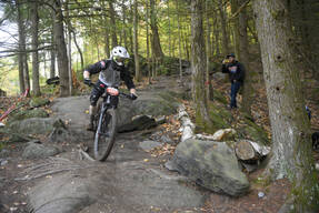 Photo of Mike PALMER at Thunder Mountain, MA