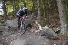 Photo of Allan BISHOP at Thunder Mountain, MA