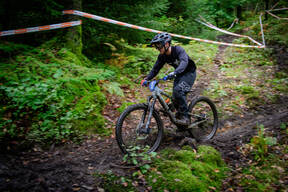 Photo of Kieran BRIGGS at Grizedale Forest
