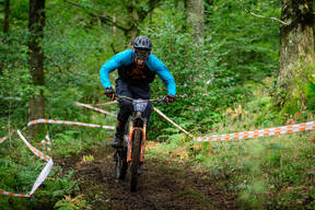 Photo of Sam HOLMES at Grizedale Forest
