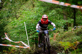 Photo of Jared BELL at Grizedale