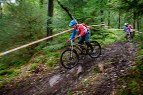 Photo of Craig ROBERTSON (gvet) at Grizedale