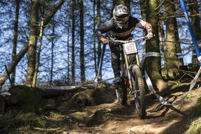 Photo of Tom BROOKES (1) at Ae Forest