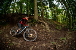 Photo of Jordan HOWELLS at Forest of Dean