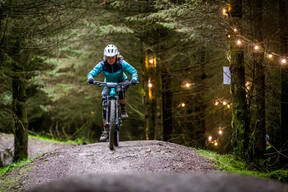 Photo of Kate O'CALLAGHAN at Gisburn Forest