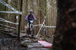 Photo of Meghan HARRIS at Gisburn Forest