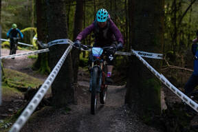 Photo of Katie HALLS at Gisburn Forest