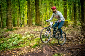 Photo of Andy WILLIAMS (mas) at Forest of Dean